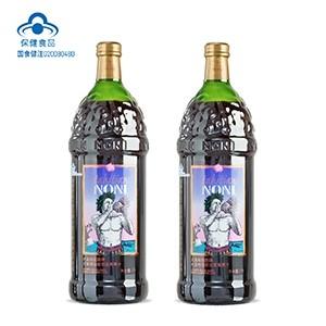 大溪地诺丽牌大溪地诺丽加蓝莓果汁1000ML (2瓶/箱)