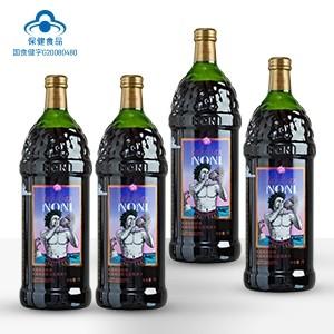 大溪地诺丽牌大溪地诺丽加蓝莓果汁1000ML (4瓶/箱)